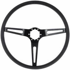Oer Comfort Grip Steering Wheel With Black Spokes 1969 1972 Camaro Nova Impala