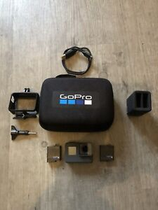 GoPro Hero 5 Waterproof Action Camera - Black With Charger And Two Battery's