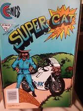 1989 SUPER CAT KENTUCKY WILDCATS SUPER HERO COMIC BOOK University of Kentucky
