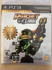 Ratchet & Clank Collection (Trilogy) PS3 - Brand New & Sealed