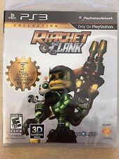 Ratchet & Clank Collection (Trilogie) PS3-NAGELNEU & OVP