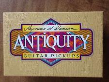 Seymour Duncan Antiquity P90 Neck Pickup Aged Black Vintage Soapbar 1950's Relic