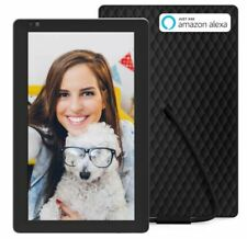 Nixplay W10B Seed 10.1Inch Widescreen WiFi Digital Photo Frame with Alexa...