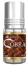 Al-Rehab Parfüm-Öl Cobra 3ml Orientalisch & Arabisch *Misk Amber Oud Musk Aoud*