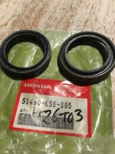 Honda 51490-KS6-305 joint spi fourche Showa CR125 CR250 CR 125 250 XR400