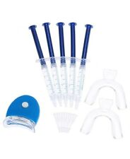 EHM ALTA AURA GLOWZ Teeth Whitening Kit (5) Gels (2) Trays (1) AURA LED Light