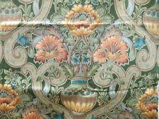 Vintage Fabric, Sanderson Cascais - Autumnal Floral Pattern