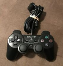 Official Sony PlayStation 2 PS2 DualShock 2 Controller! Works Great! Authentic!