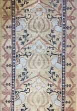 Amazing Arts and Crafts - Modern Indian Rug - Contemporary Carpet - 3 x 10.7 ft.