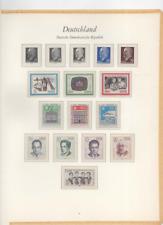 Borek Seite 49 13 DDR Briefmarken postfrisch