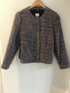 Joules Roberta wool Blend blazer/jacket, Size 10, Lovely Condition