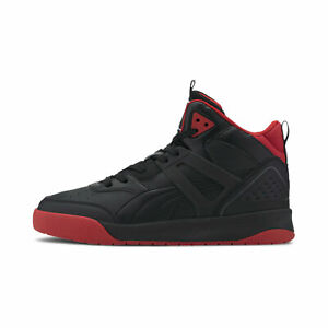PUMA Men's Backcourt Mid Sneakers
