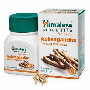Himalaya Ashwagandha/ Ashvagandha Tabs for Immunity & Overall Health | FREE SHIP
