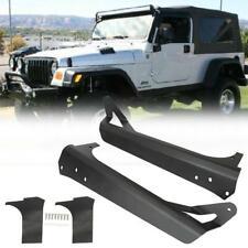 52Inch Straight LED Light Bar Mounting Brackets for Jeep Wrangler TJ LJ Rubicon