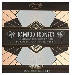 Ciate Bamboo Bronzer Star Island 10g - Light/Medium