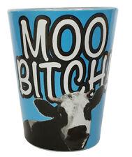 Moo Bitch Shot Glass