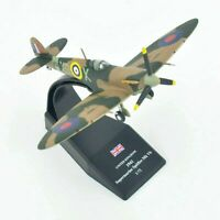 1/72 Britain 1941 Supermarine Spitfire MK Vb Fighter Aircraft Model Military Toy