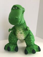 "Toy Story 3-Big Roaring Rex 14"" Plush Dinosaur-ROARS when squeezed!"
