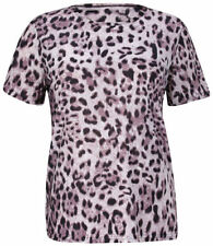 Leopard Hand-wash Only Tops for Women