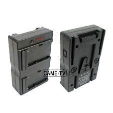 Came LVM01 V-Mount Plate per Batterie Tipo Sony NP-F Series