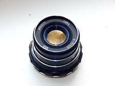 INDUSTAR-61 L/D 2,8/55 BLACK Soviet Rangefinder lens (Zorki, FED, Leica) M39 EXC
