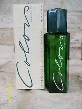 Rare Vintage Colors De Benetton 3.3 oz Colors Eau de Toilette Perfume for Women