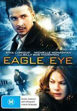 EAGLE EYE Shia LaBouf / Michelle Monaghan DVD R4
