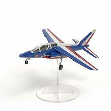 """Alpha Jet """" 60 ans Patrouille de France """"  1/72 Neuf en boite avion miniature"""