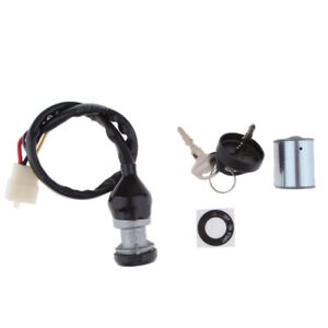 CFMOTO Ignition Key Switch + Fuel Tank Cap Lock Key Switch Kit for CF800