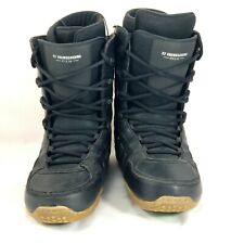 K2 Pulse Snowboarding Boots Black Size 12