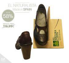 El Naturalista Damen Sandale Bequemlichkeit Gummisohle Echtleder Made in SPAIN