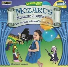 Mozart's Musical Adventure  Fun Way for Kids to Learn about Classical Music  NEW