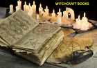 Witchcraft Books ~ 212 Old Books on Data DVD ~ Wicca, Demonology, Occult, Magic