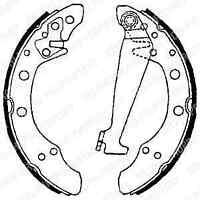Delphi Rear Brake Shoe Set LS1625 - BRAND NEW - GENUINE - 5 YEAR WARRANTY