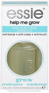"""Essie Help Me Grow Base Coat 13.5ml """"Anti Break"""" Treatment"""