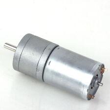 25GA 12v dc 60rpm powerful high torque gear box motor