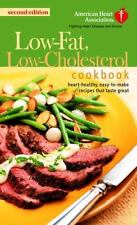 The American Heart Association Low-Fat, Low-Cholesterol Cookbook: Delicious Rec