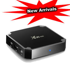 X96mini Android 7.1.2 Amlogic Quad Core WIFI 4K Smart TV BOX 1+8G +LED New