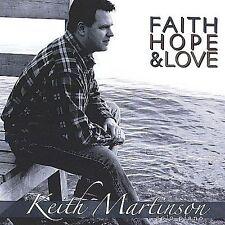 Faith, Hope & Love - Solo Piano