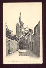 ARGENTAN Le Clocher de l'Eglise Saint-Martin The Church of St. Martine Postcard