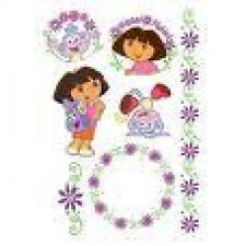 Dora The Explorer Temporary Tattoos - 1 sheet