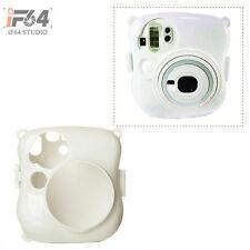 Fuji Fujifilm Instax Mini 25 Polaroid Camera Crystal Plastic Protect Case Clear
