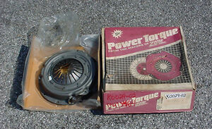 75 76 77 78 79 80 FORD GRANADA ZOOM POWER TORQUE CLUTCH PACKAGE MU7346-1 MONARCH