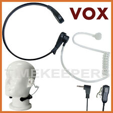 Throat Mic Earpiece Headset Motorola Single Pin 2.5mm TLKR T5 T6 T7 T8 T81 T92