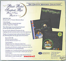 Creative Memories7 x 7 Black Ruled Refill Pages (Lined)