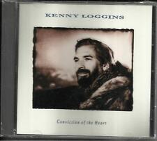 KENNY LOGGINS & DAVID LINDLEY Conviction of Heart 2 EDITS PROMO CD Single