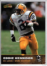 EDDIE KENNISON Rookie Card LSU Tigers