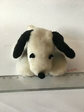 Vintage Snoopy Bean Bag Plush Toy (1968) by Butterfly Originals