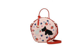 Radley London LET THEM EAT CAKE SMALL ZIP-TOP MULTIWAY BAG NWT!
