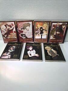 Kyo Kara MAOH! Volumes 1,2,3,5 And Maria Holic Vol. 1,2,3 English Preowned 7 Lot